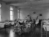 Children's ward. Bow Arrow. 1953