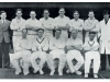 Staff cricket team 1952-1953