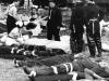 1959, July. Southfleet Station, Exercise Orange, an emergency training exercise.