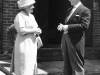 1960, Mr and Mrs Kekwick (Chair of the DHMC) attending the Royal Garden Party, Buckingham Palace