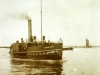 Ambulance Steamer Maltese Cross.
