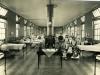 A ward at Joyce Green, gas lit c.1910