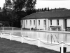 The opening of the Joyce Green Swimming Pool, built to commemorate the amalgamation of Joyce Green with the Southern. 1959