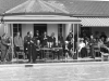 The opening of the Joyce Green Swimming Pool, Mr Kekwick (Hospital Management Committee Chair). 1959