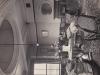 Nurses sitting room, gas lit. 1920
