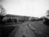 Tram tracks outside G1 1940