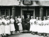 1956. West Hill Hospital. Miss Brown (Matron)