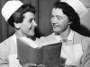 1956. West Hill prize winning nurses